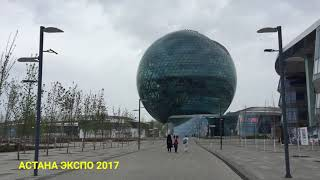 "11000 КМ АЯЛСАН НЬ - EPISODE 3 ""АСТАНА"""