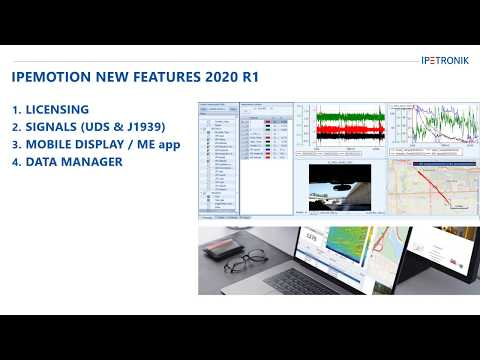 Youtube Video IPEmotion Release 2020 R1