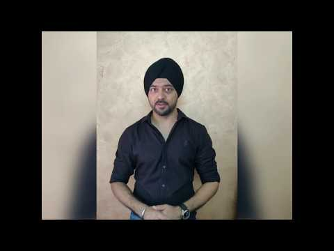 Raj Ghai - Self Introduction Video