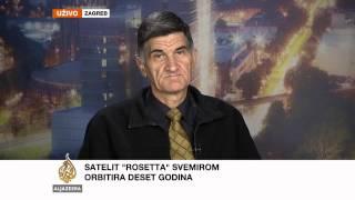 Ante Radonić o spuštanju sonde na kometu