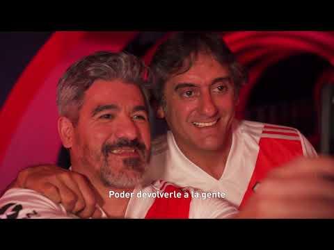 Enzo, el Burrito y la camiseta de River: el backstage de esta historia de amor