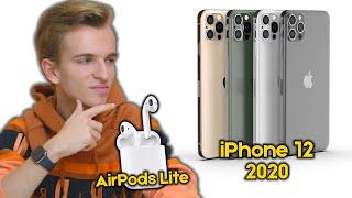 AirPods ECONOMICHE, iPhone 9 PREZZI & iPhone 12 Rumors e LEAKS!   ISCRIVITI ➜ http://rdrct.cc/go/subscribe  Cosa uso per fare video ➜ http://rdrct.cc/go/amzn-attrezzatura  IL MIO LINK AMAZON (Acquistando da questo link, mi regalerete il 5% della spesa) ➜ http://rdrct.cc/go/amzn  ==================== SOCIALS ====================  Telegram ➜ https://telegram.me/blackgeektutorial Instagram ➜ @blackgeektuto Facebook ➜ BlackGeekTutorial Twitter ➜ @blackgeektuto Periscope ➜ @blackgeektuto