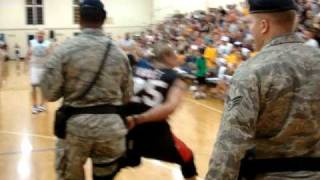 Hollywood Knights USO Hawaii Wolf Gets Arrested at Game...AGAIN
