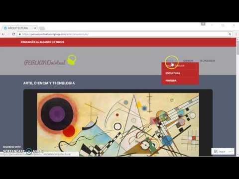 Tarea 3 - Diseño de páginas web y portales educativos