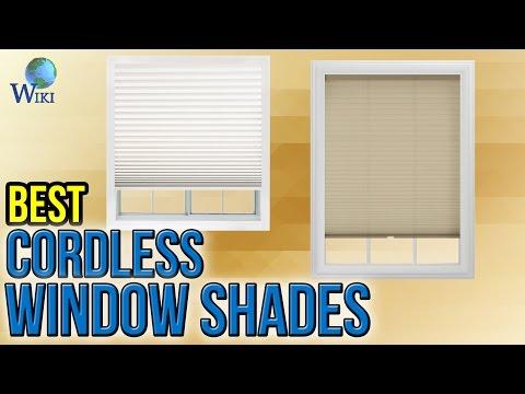 6 Best Cordless Window Shades 2017