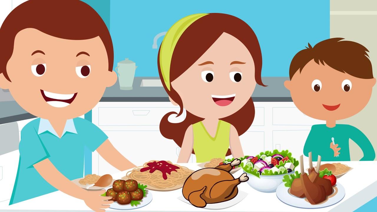 Çocuklar nasıl sağlıklı beslenmeli.