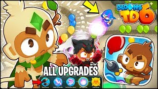 ᐈ Bloons TD 6 - THE *BEST* FLYING FORTRESS OF DOOM MONKEY