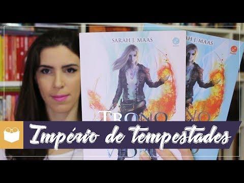 IMPÉRIO DE TEMPESTADES - Sarah J. Maas | Admirável Leitor