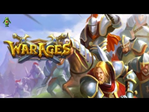 War Ages - Legend of Kings (iOS/Android)  Gameplay HD