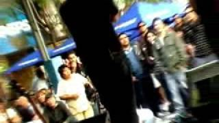 preview picture of video 'Peatonal Sarmiento de Mendoza Argentina'
