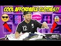 10 AFFORDABLE CLOTHING ITEMS FOR BACK TO SCHOOL! + GIVEAWAY!