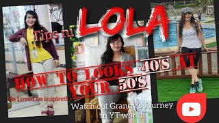 #shorts   HOW TO LOOK 40 AT YOUR 50'S   HOW TO LOOK YOUNGER   AT 40'S   50'S   REALIFECHANNEL