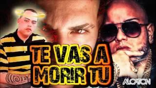 Te Vas A Morir Tu - (instrumental) - Alexio La Bestia