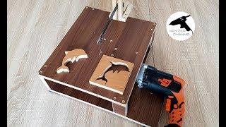 Как сделать электролобзик для DIY поделок?