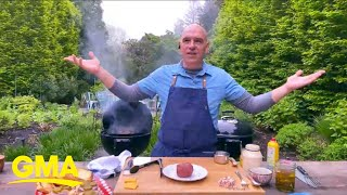 Memorial Day Grilling With 'GMA' Resident Chef, Michael Symon L GMA