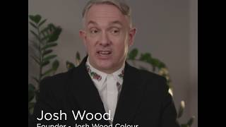 Hairdresser Josh Wood talks about the value of beauty
