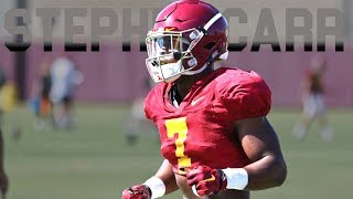 """USC's Next Great Running Back"" - Stephen Carr Official Freshman Highlights ᴴᴰ"