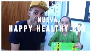 NUEVO SORTEO de una HAPPY HEALTHY BOX. Con Sabina Bosco.