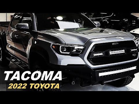 2022 Toyota Tacoma TRD OFFROAD - Big Best Truck Ever Made Rumors in Next Year