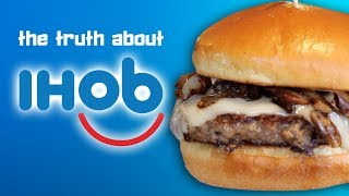 WE TRY EVERY BURGER 🍔THE TRUTH ABOUT iHOB