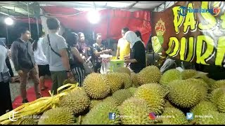 Makan Durian Sepuasnya di Pesta Durian 2019 Semarang