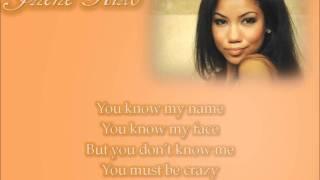 Jhene Aiko Stranger With Lyrics