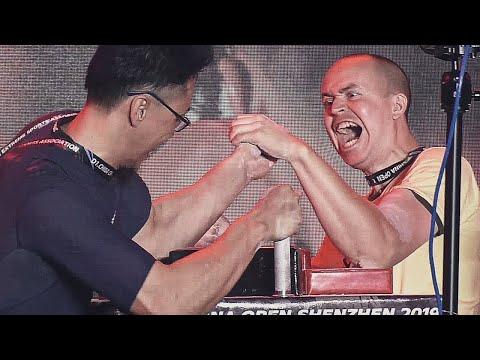 Arm Wrestling Championship CHINA OPEN 2019