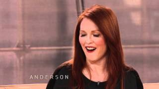 Julianne Moore On Living In NYC