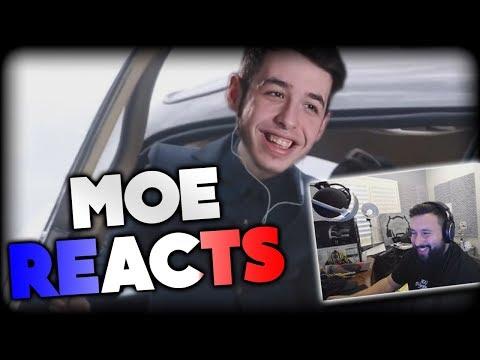 Moe Reacting To kennyS Awp Criminal