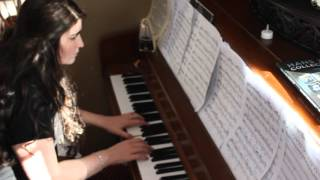 She Went Quietly Piano Cover