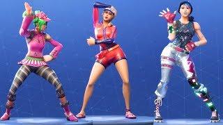 Fortnite All Dances Season 1 to 5