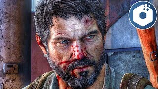 The Last of Us Remastered 4K HDR Gameplay | PS4 Pro Enhanced Graphics & Resolution
