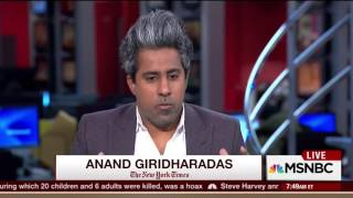 "Mike Barnicle with Anand Giridharadas: ""Trumpism After Trump"" (21 December 2015)"