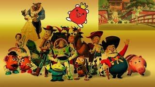 英メディアが選ぶ世界のアニメ映画ランキング2014-GreatestAnimatedMovies2014-RankinTube