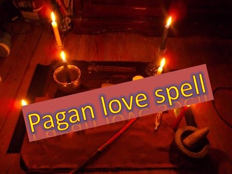 Pagan Love Spell- This spell will make your love mad in your love ||