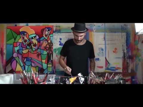 Sennelier abstract Matt