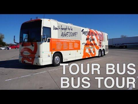 Tour Bus Bus Tour