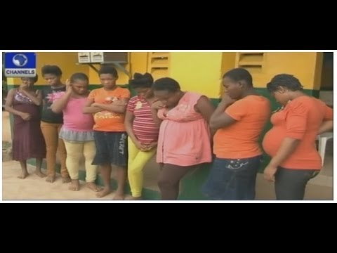 Ogun Baby Factory: Police Rescue Eight Pregnant Girls