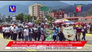 preview picture of video 'Desfile cívico militar 4F Valera'