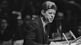 President Kennedy's Final Address to the United Nations General Assembly