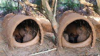 Updated Underground House