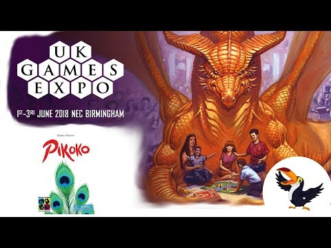 Pikoko Overview at UKGE