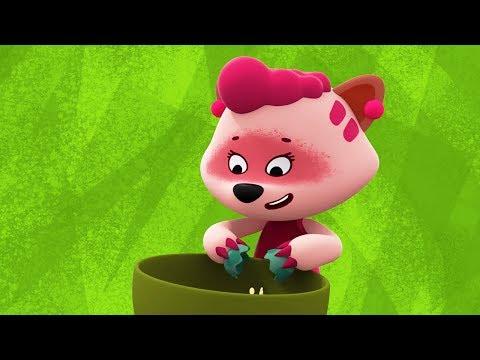 Мимимишки - Новые серии - Пропавший торт - Веселые мультики для детей