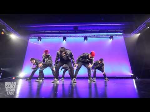 Poreotics nhóm nhảy gốc Á vô địch ABDC của Mỹ- xem đi, hay cực