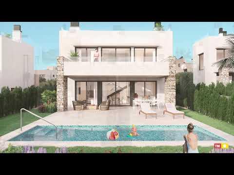 Es Far de Portocolom es un residencial de solo 29 viviendas y 1 villa ubicado a 500 metros