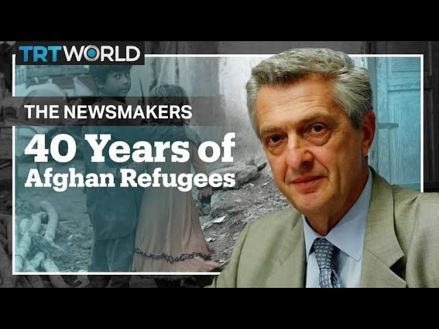 Forty Years of Afghan Refugees: In Conversation with UNHCR Chief Filippo Grandi
