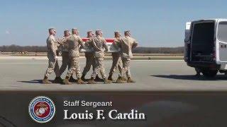 21 Mar 16 Cardin 005 USMC Dover Delaware