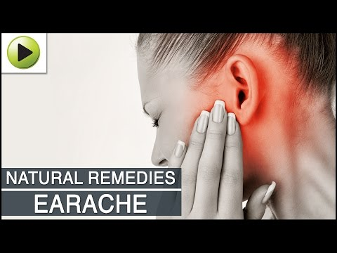 Video Earache - Natural Ayurvedic Home Remedies