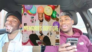 Tory Lanez - Memories Don't Die FIRST REACTION/REVIEW