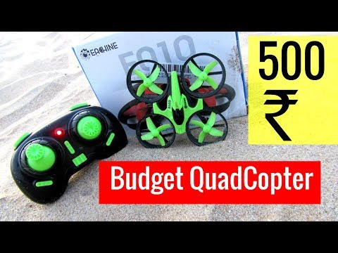 Budget Quadcopter for Indians